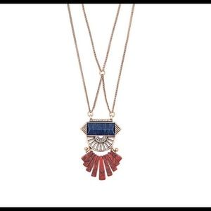 Jewelry - Sunlit Savanna Convertible Pendant